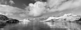Norwegen – Tromsø – Black and White